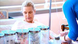 where dod yolana get lime disease yolanda foster s lyme disease lisa vanderpump says her illness is