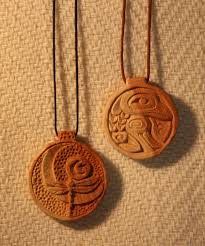 Wood Carving Ideas For Beginners by Carving A Wood Pendant Michael Keller Woodcarving