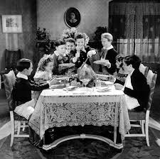 thanksgiving comet