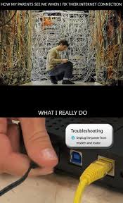 Internet Connection Meme - funny pictures 2014 fixing internet connection