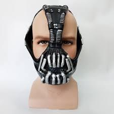 Bane Halloween Costume Cheap Dark Knight Rises Bane Costume Aliexpress