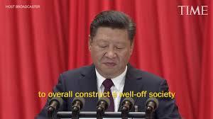 china u0027s xi jinping vows u0027national rejuvenation u0027 at congress time com