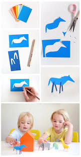 easy paper craft projects you can make with kids u2013 cute diy projects