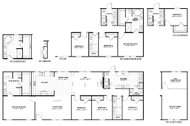 Clayton Manufactured Homes Floor Plans The Black Jack 2
