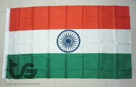 3x5 Foot Flag 2018 India Indian National Flag 3x5 Ft 90 150cm Hanging India