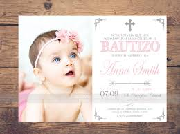 Naming Ceremony Invitation Card Bautizo Invitations Invitacion Bautizo En Español Bautizo Chica