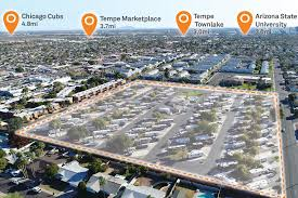 Tempe Zip Code Map by Scottsdale Rv Park