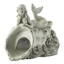 mystical mermaid decorative downspout christmas tree shops andthat