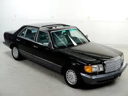mercedes 560sel 1991 mercedes 560sel for sale on bat auctions closed on