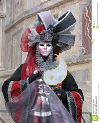 venetian carnival costumes venice carnival mask with armour stock photo image 553700