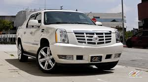 cadillac truck cadillac escalade truck white image 144