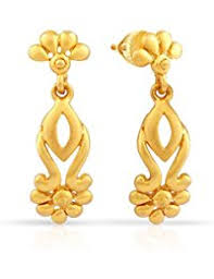 malabar earrings malabar gold diamonds women s earrings buy malabar gold