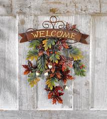 backyards autumn door decor decorations classroom