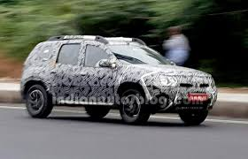nissan renault car 2016 renault duster facelift front three quarter images 1