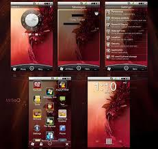 themes mobile android sense theme for windows mobile