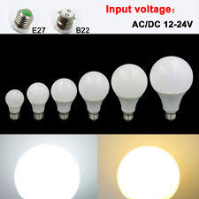 24v led light bulb 24v led b22 light bulbs ebay