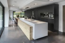 moderne kche mit kochinsel und theke moderne küchen mit kochinsel flair vor kurzem entwickelt auf