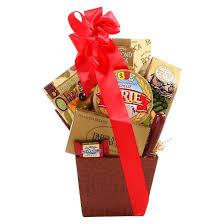 Gourmet Gift Basket Alder Creek Elegant Gourmet Gift Basket 2 Lbs Target