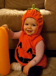 Pumpkin Costume Halloween Pumpkin Carving And A Baby Pumpkin Costume Babytalk