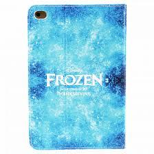 fashionable frozen elsa book type case ipad mini 1 2 3 u0026 4