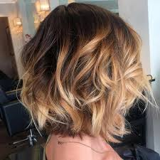 honey brown haie carmel highlights short hair 31 cool balayage ideas for short hair golden caramel highlights