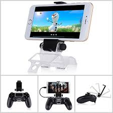dualshock 4 android megadream angle view adjustable android smart phone mount bracket