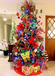 17 christmas tree ideas that you have never seen before