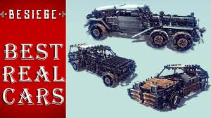siege cars besiege best cars