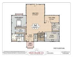 great room house plans great room below floor plan offers plenty space growing house