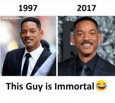 Meme Men - 1997 2017 movie men in black this guy is immortal meme on me me