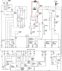 Wire Harness Schematics 289 2004 Mustang Alternator Wiring Harness 2000 Mustang Gt Alternator