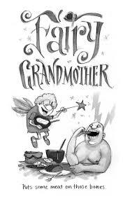 fairy grandmother grandmother