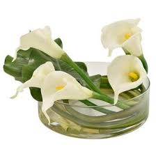white flower arrangements white flower arrangement made in usa el dorado furniture