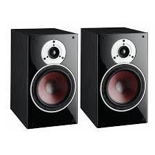 dali zensor 3 bookshelf speakers pair black ash