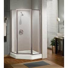 glass shower doors toronto maax canada showers shower doors neo angle chromes the water