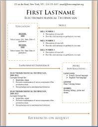 Vitae Resume Template Curriculum Vitae Sample Download Template Resume Builder
