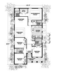 center courtyard house plans adobe southwestern style house plan 1 beds 00 baths 437 sq plans