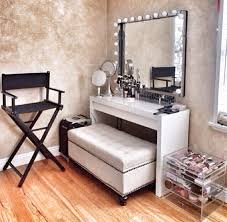 Vanity Makeup Desk With Mirror 258 Best Makeup Vanity Ideas Images On Pinterest Dresser Ideas