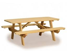 Wooden Picnic Tables For Sale Wood Picnic Tables For Sale Space Makers Sheds