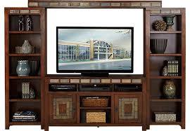 Bookshelf Entertainment Center Tv U0026 Media Wall Units