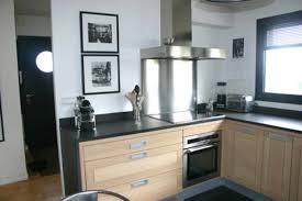 cuisine en bois clair salon bois et blanc great suspension luminaire bambou luminaire avec