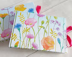 Handmade Photo Albums Summer Photo Album Etsy