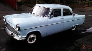 opel cars 1960 consul 1960 california export model lhd
