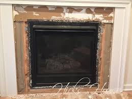 marble fireplace surround hicks house