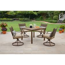 13 Piece Patio Dining Set - outdoor dining sets walmart com