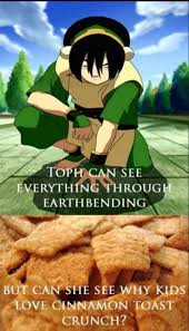 Avatar Memes - toph will always be my favorite from avatar meme by elzany88