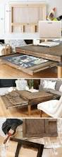 unique coffee tables low table raw wood coffee table sectional sofa pull out bed funky
