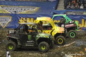 monster truck show hamilton chiil mama flash giveaway win 4 tickets to monster jam at