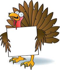 thanksgiving turkey clip library