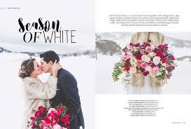 Wedding Flower Magazines - modern wedding flowers magazine issue 19 preview modern wedding